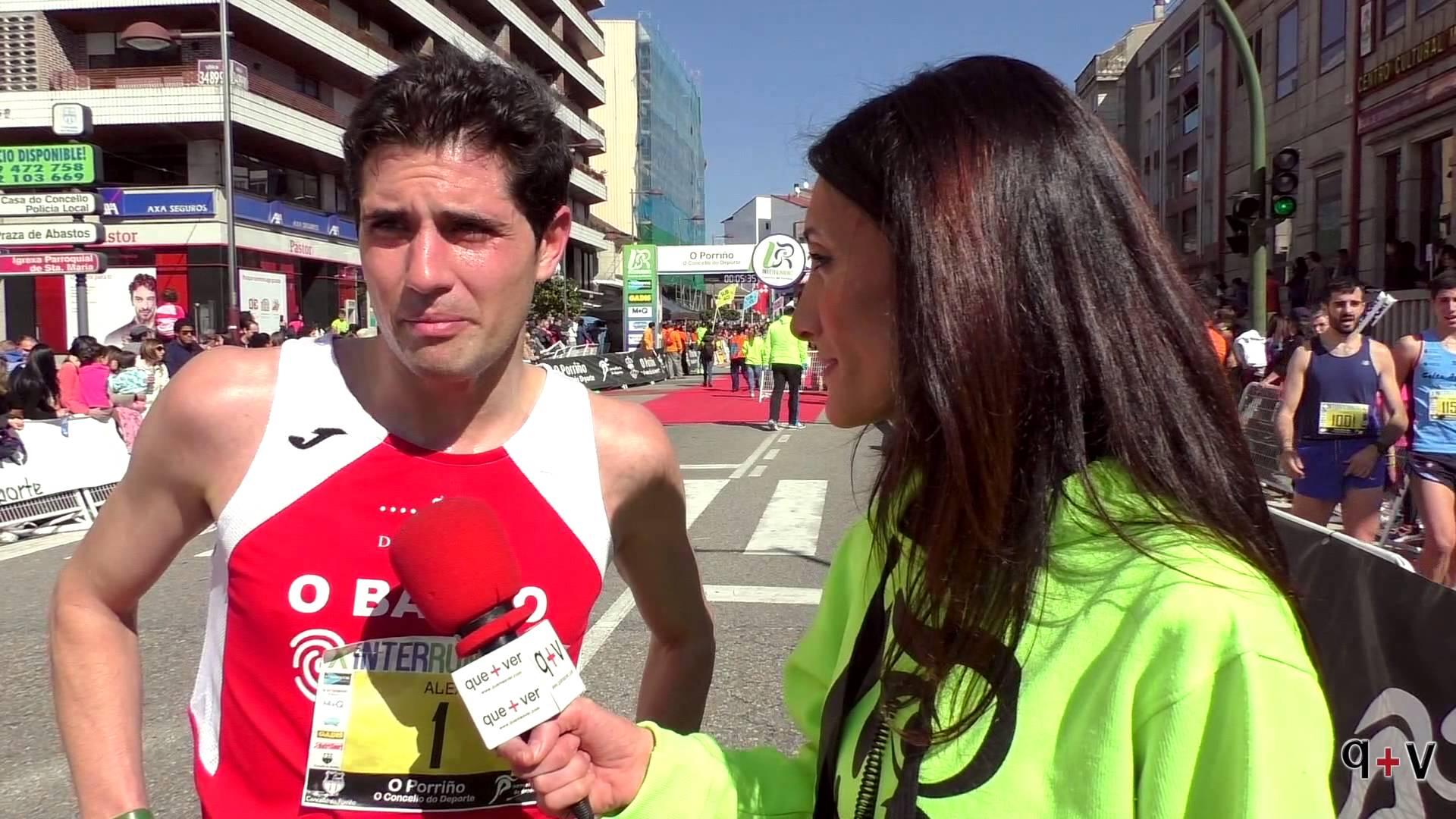 Entrevista Alejandro Fernández
